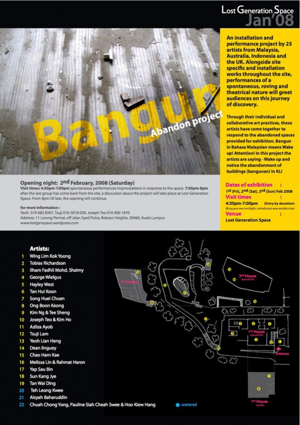 bangun-abandon-project