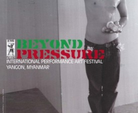1st Beyond Pressure Publication cover