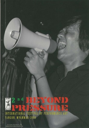 2nd Beyond Pressure Publication cover
