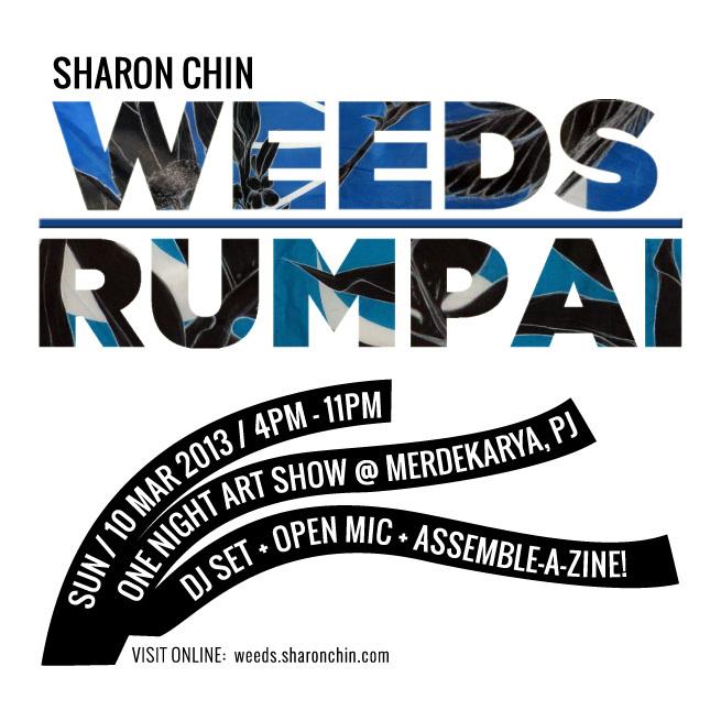 weeds invite